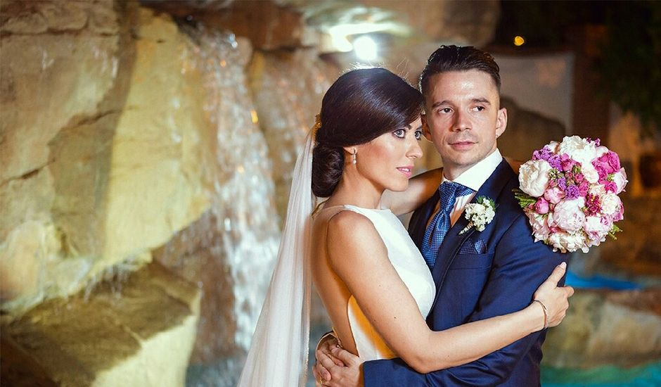 La boda de José  y Macarena  en Bailen, Jaén