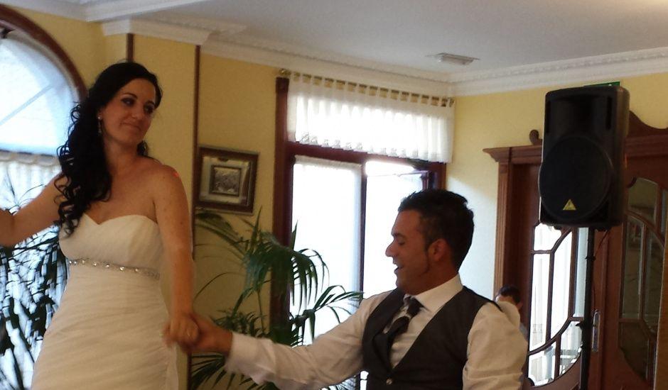 La boda de Jessy y Dani  en Nigran, Pontevedra