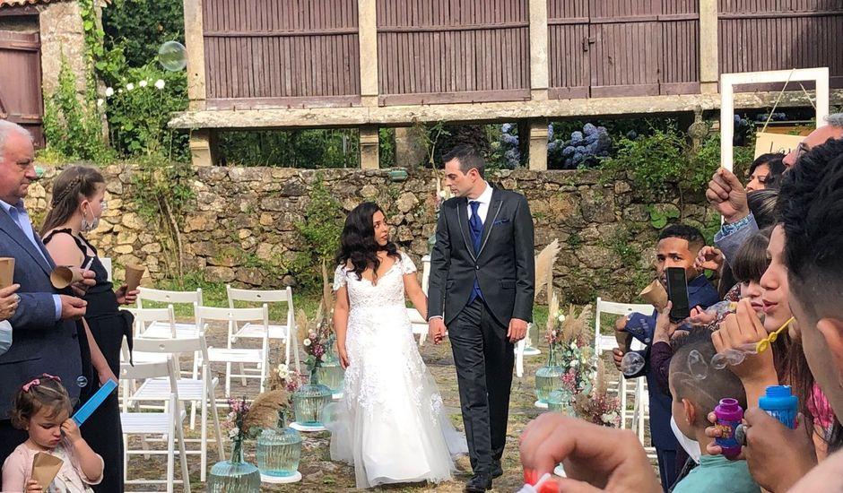 La boda de Roberto y Lyanne en Vedra, A Coruña