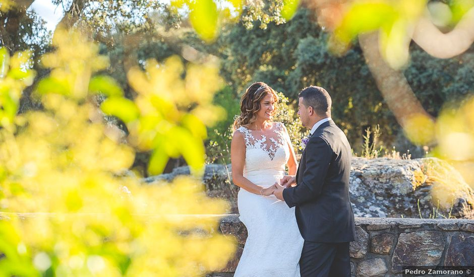 La boda de Yon y Tania en Mangiron, Madrid