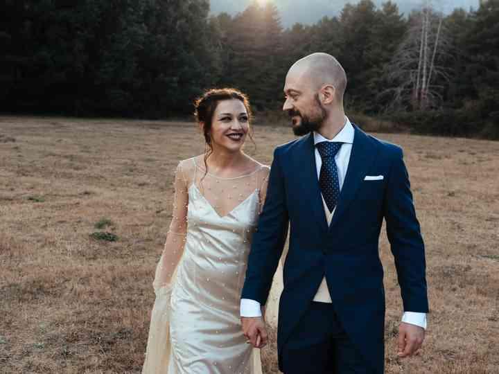 La boda de Vero y Borja