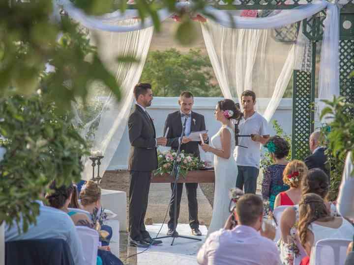 La boda de Anabel y Rafa