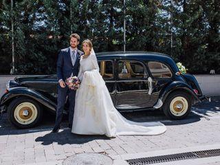 La boda de Beatriz y Riccardo