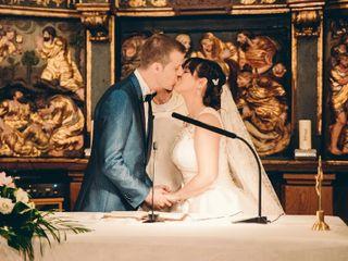 La boda de Alexandra y Adrián