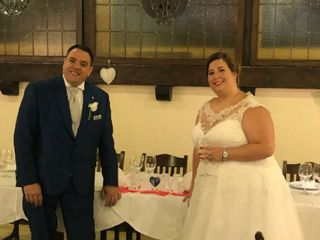 La boda de Cristina y Aarón 1
