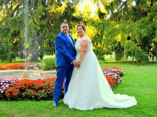 La boda de Cristina y Aarón
