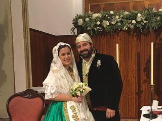La boda de Gema  y Germán