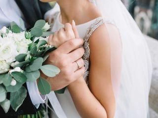 La boda de Kelly  y Alex
