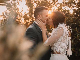 La boda de Luisa y Raúl