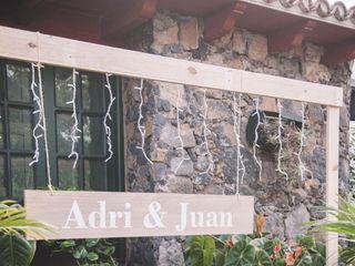 La boda de Adriana y Juan 1