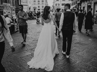 La boda de Sara y Gigi