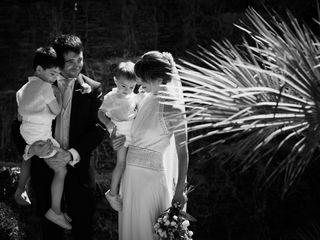 La boda de Cristina y Mario