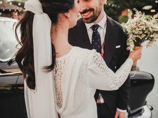 La boda de Juan Carlos y Andrea 1