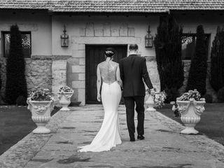 La boda de Gema y Erik