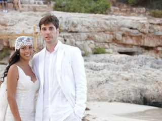 La boda de Eliana y Jose