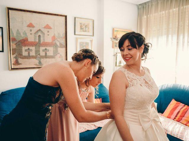 La boda de Adrián y Alexandra en Logroño, La Rioja 7