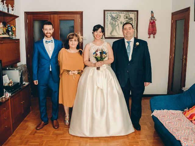 La boda de Adrián y Alexandra en Logroño, La Rioja 15