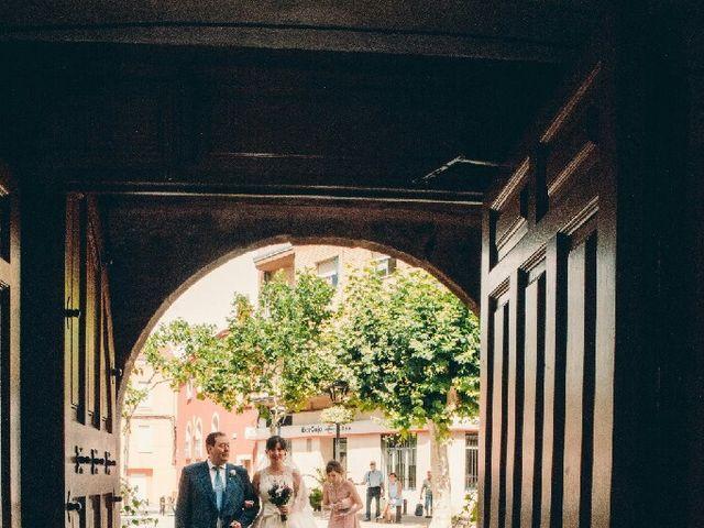 La boda de Adrián y Alexandra en Logroño, La Rioja 19