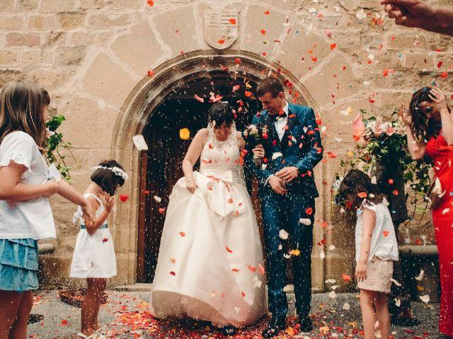 La boda de Adrián y Alexandra en Logroño, La Rioja 23
