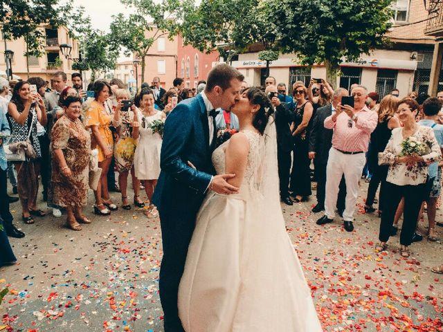 La boda de Adrián y Alexandra en Logroño, La Rioja 24