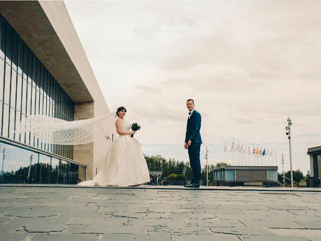La boda de Adrián y Alexandra en Logroño, La Rioja 28