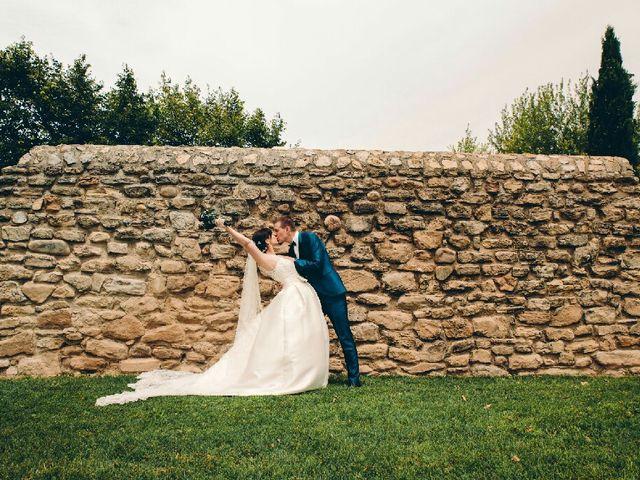 La boda de Adrián y Alexandra en Logroño, La Rioja 32