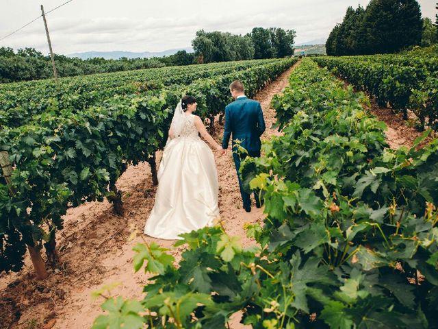 La boda de Adrián y Alexandra en Logroño, La Rioja 35