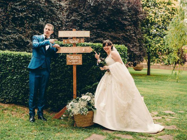 La boda de Adrián y Alexandra en Logroño, La Rioja 38