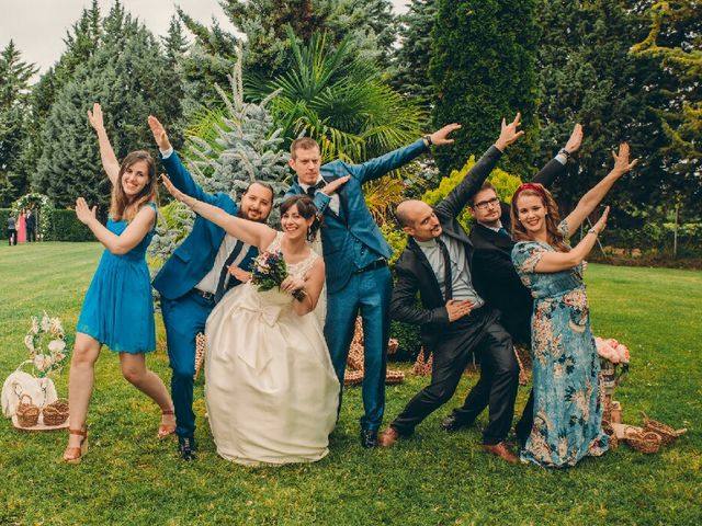 La boda de Adrián y Alexandra en Logroño, La Rioja 46
