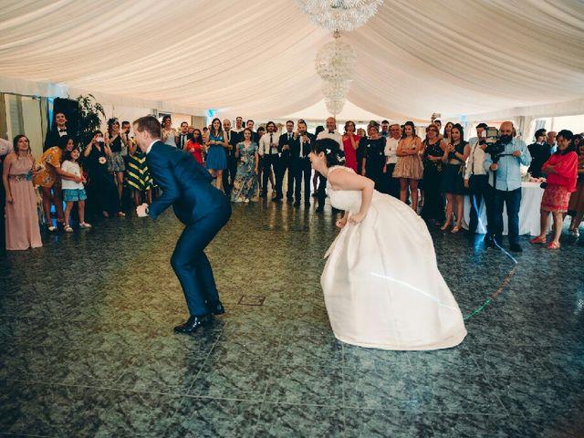 La boda de Adrián y Alexandra en Logroño, La Rioja 52
