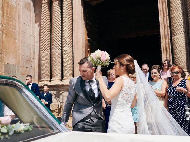 La boda de Lorena y Juan Carlos en Arnedo, La Rioja 9