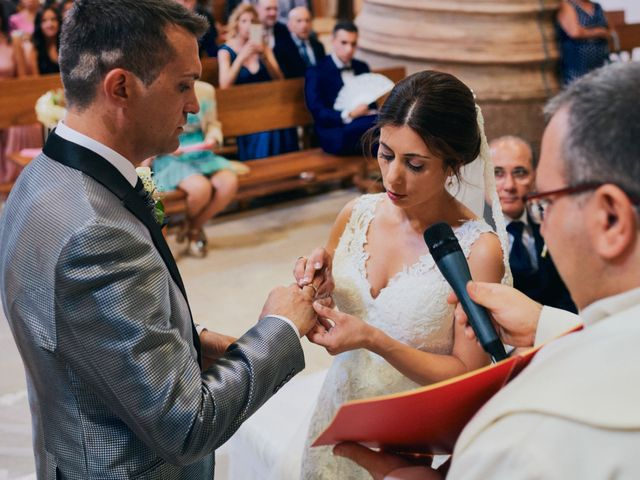 La boda de Lorena y Juan Carlos en Arnedo, La Rioja 11