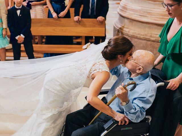 La boda de Lorena y Juan Carlos en Arnedo, La Rioja 13