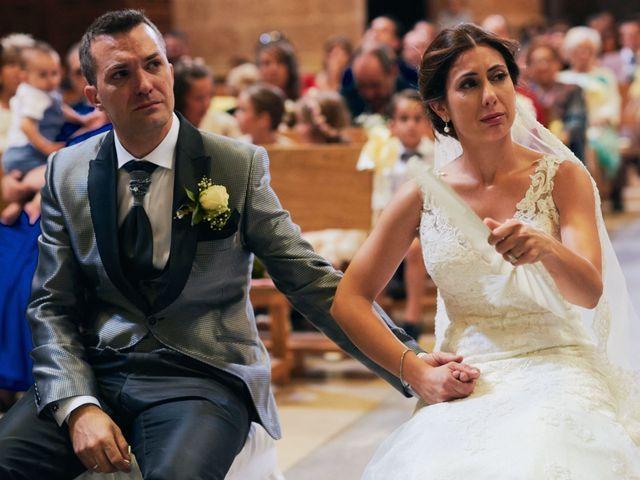 La boda de Lorena y Juan Carlos en Arnedo, La Rioja 14