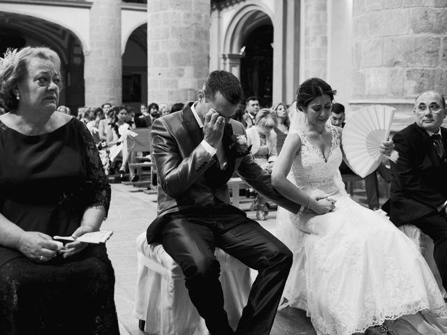La boda de Lorena y Juan Carlos en Arnedo, La Rioja 15