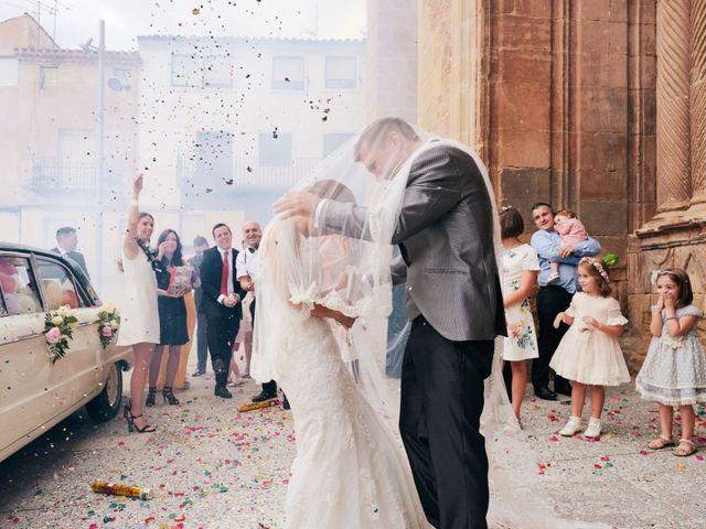 La boda de Lorena y Juan Carlos en Arnedo, La Rioja 19