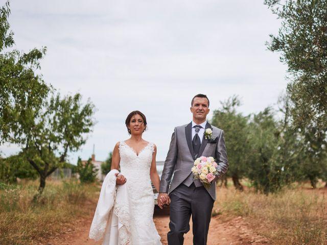 La boda de Lorena y Juan Carlos en Arnedo, La Rioja 25