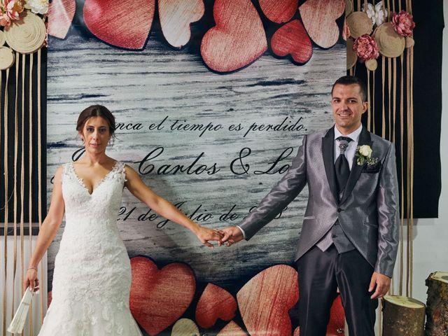La boda de Lorena y Juan Carlos en Arnedo, La Rioja 27