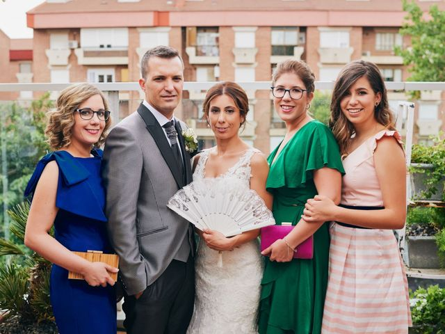 La boda de Lorena y Juan Carlos en Arnedo, La Rioja 28