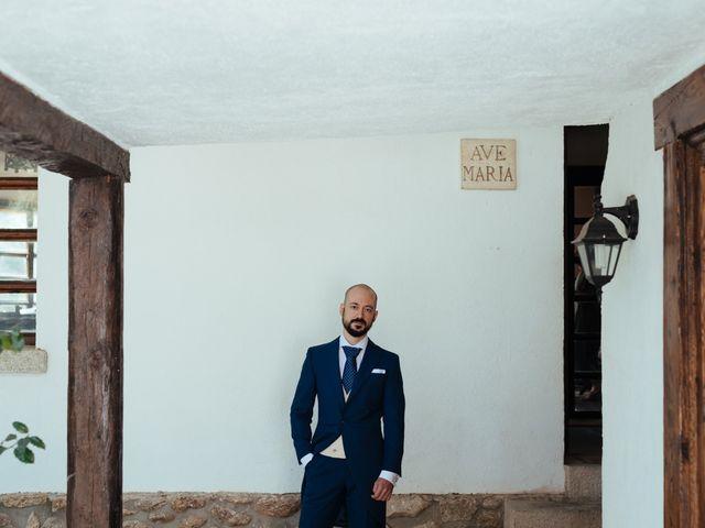 La boda de Borja y Vero en Rascafria, Madrid 4