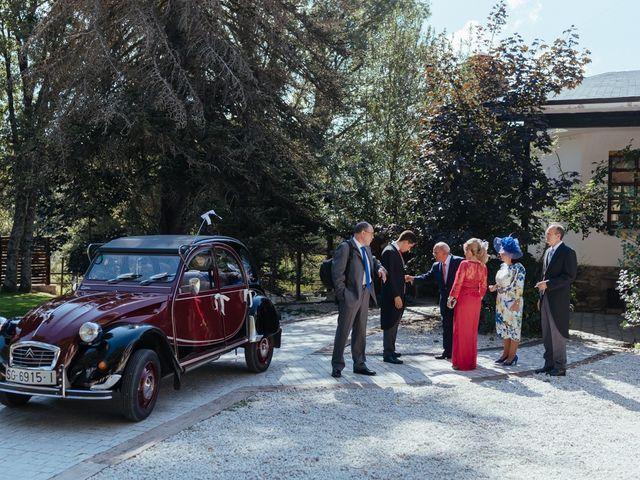La boda de Borja y Vero en Rascafria, Madrid 7