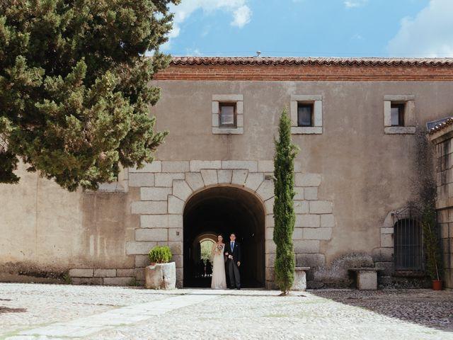 La boda de Borja y Vero en Rascafria, Madrid 13