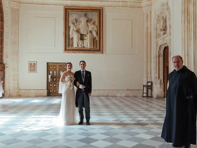 La boda de Borja y Vero en Rascafria, Madrid 15