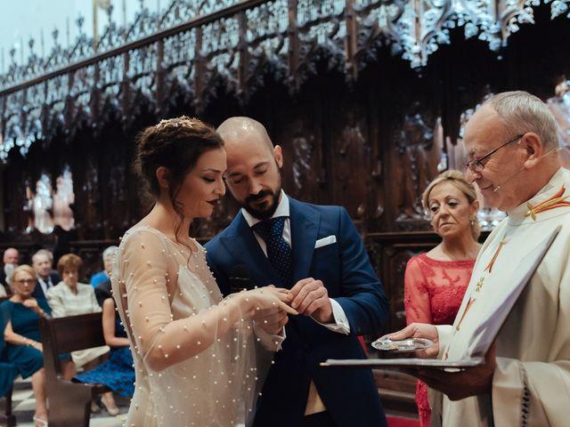 La boda de Borja y Vero en Rascafria, Madrid 18