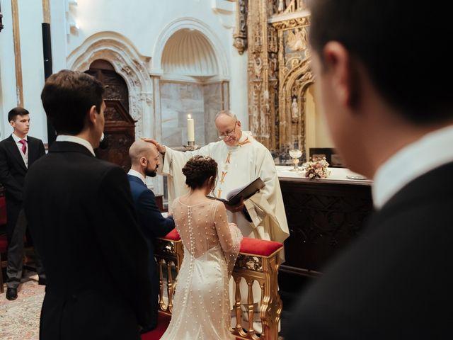 La boda de Borja y Vero en Rascafria, Madrid 20
