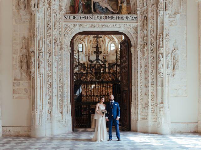 La boda de Borja y Vero en Rascafria, Madrid 21