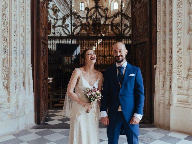 La boda de Borja y Vero en Rascafria, Madrid 22