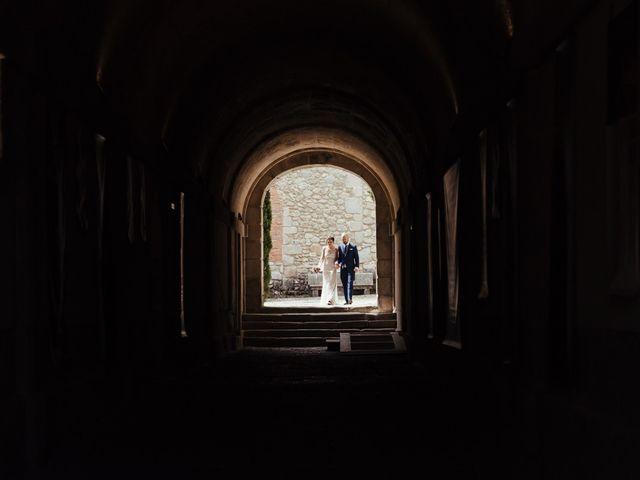 La boda de Borja y Vero en Rascafria, Madrid 23