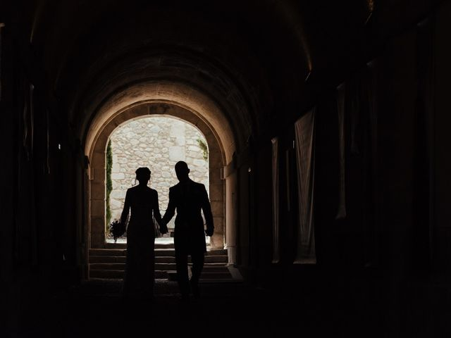 La boda de Borja y Vero en Rascafria, Madrid 24