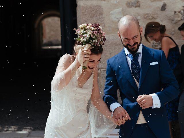 La boda de Borja y Vero en Rascafria, Madrid 26